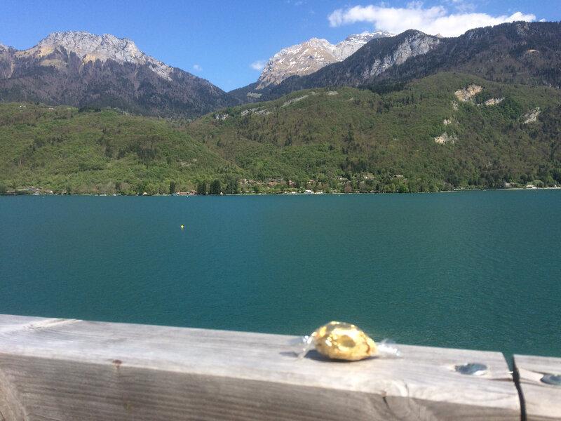 Pâques à Annecy