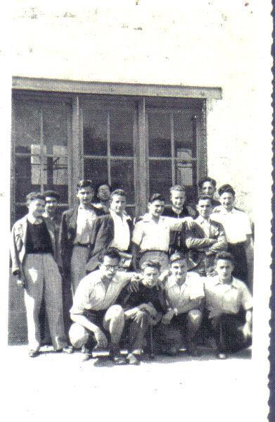 Ecole supérieure de Garçons, Ste-Foy, 1944