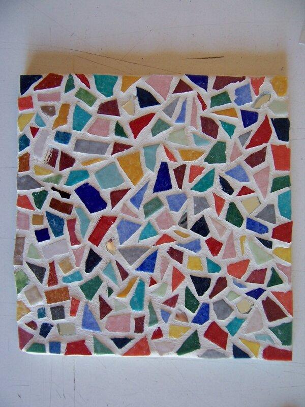Dessous de plat en mosaïque - Photo de Activités pour les enfants ...