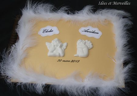 livre d'or anges -Idées et Merveilles