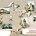 AVESNES-Carte Souvenir