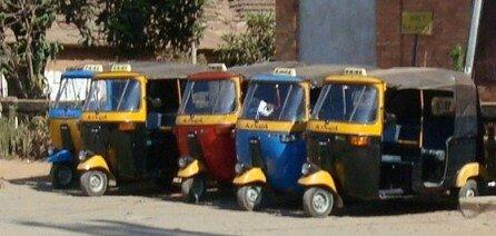 taxi kinga