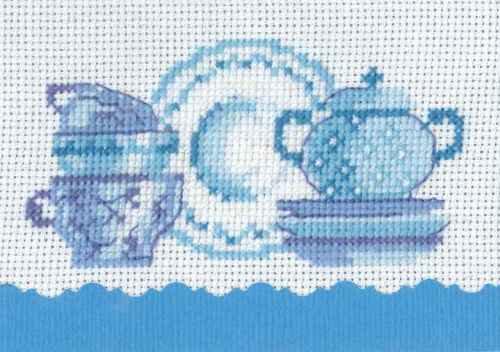 307 - La Vaisselle de Grand-Mère - Marie Claude Andrique