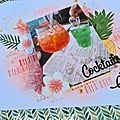 Page pop-up cocktails - tutoriel