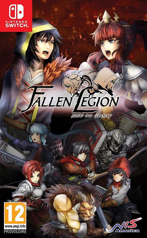 Fallen Legion Switch