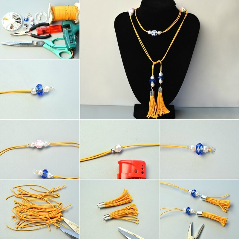 1080-How-to-Make-a-Stylish-Choker-Necklace-with-Wax-Cord-and-Large-Hole-Beads