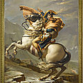 Jacques-louis david meets kehinde wiley at brooklyn museum
