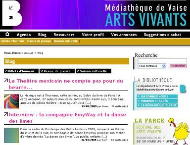 portail_arts_vivants