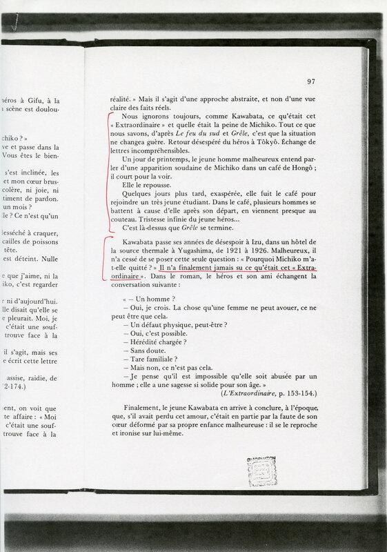 Canalblog Livres Kawabata Naissance D Un Ecrivain07