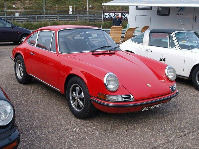 800px-_1970_PORSCHE_911T Alf van Beem