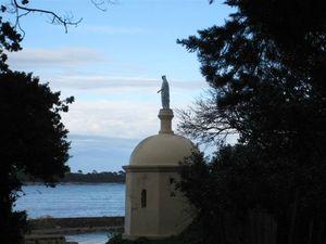 LERINS ST HONORAT VIERGE MARIE 1