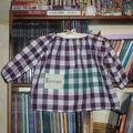 Encore une blouse d'écolier