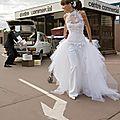 Mercredi 4 janvier 2012 : une robe de mariée