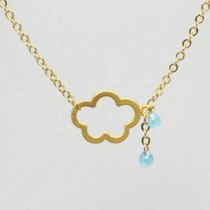 bracelet-nuage-de-pluie-or-16k-bleu