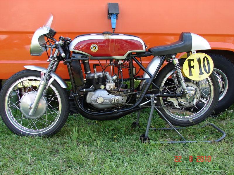 BULTACO 125 TSS de 1964