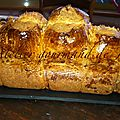 Leçon n°174 de pâtisserie de c. felder : brioche aux noix de pécan et à la cannelle (avec astuce pour aller plus vite !)