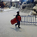 Dubai, station de ski, oui, oui