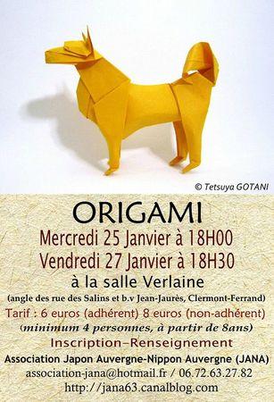 s-atelier origami 25janv