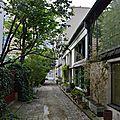 Rue falguière - paris xv