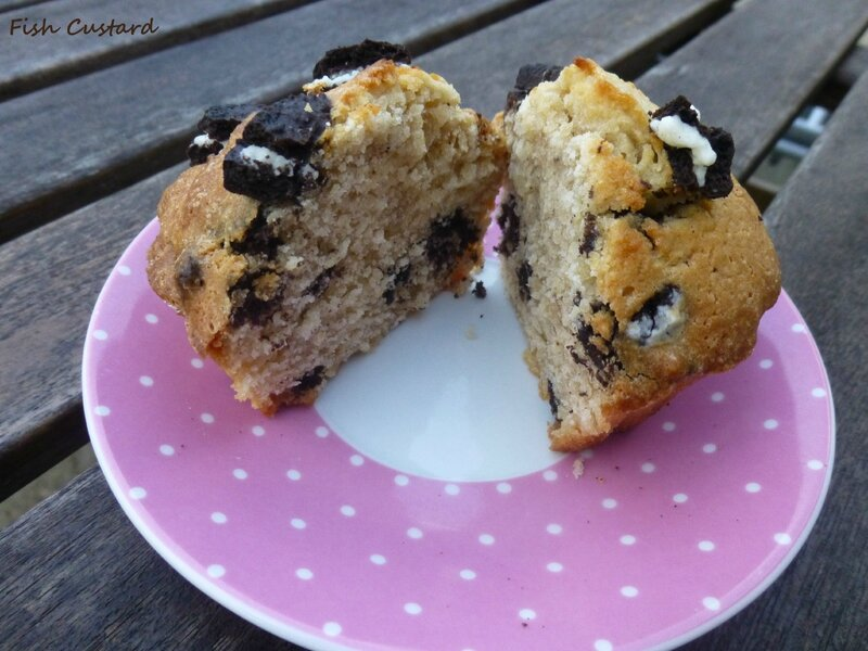 Muffins aux Oreo (16)