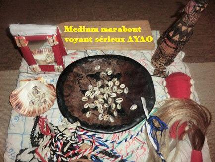 Aides du Medium Marabout Voyant AYAO