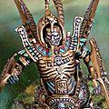 Auro-sphinx de tzeentch