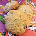 Cookies aux pépites de chocolat de Sophie