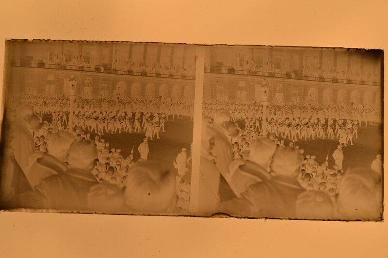 la rue célèbre l'armistice 1918