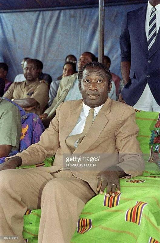 Le 14 JUILLET 1990 , SOIT 28 ANS APRÈS, LAURENT GBAGBO NOUS EXPLIQUE SON GEANT MEETING ATTAQUÉ À BONOUA PAR LE POUVOIR EN PLACE.