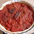 La tarte aux tomates pas en rondelles !