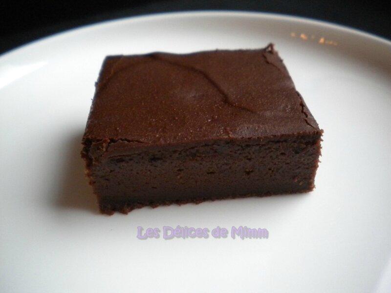 Le gâteau au chocolat et au mascarpone de Cyril Lignac 2