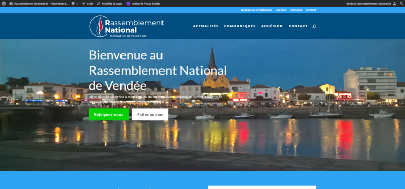 FireShot Capture 4 - Rassemblement National 85 - Fédération _ - https___rassemblement-national85