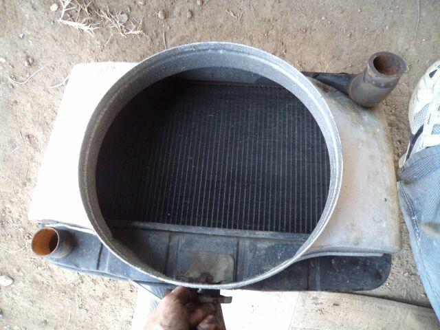 démontage réservoir et début hydraulique 088