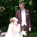 mariés Alexia Vincent