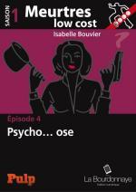 Meurtres low cost t4 - Isabelle Bouvier Liliba