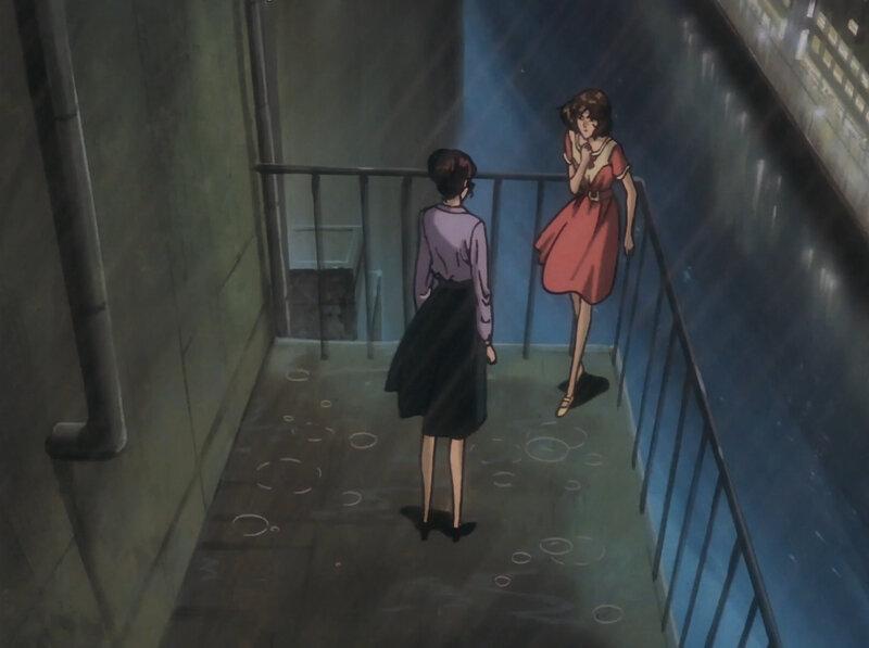 Mangas Séries Oniisama E31 Cercle Rose Un fruit vereux 20