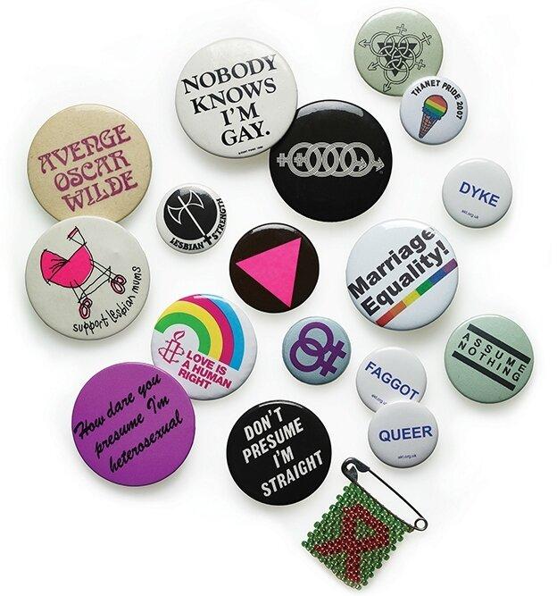 Desire, love, identity: British Museum explores LGBTQ histories