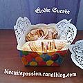 Cake aux pommes et vanille 094