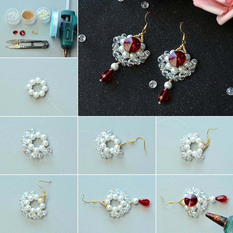 1080-How-to-DIY-a-Pair-of-Crystal-Rhinestone-Cabochons-Earrings