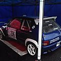 Tony delpy/Guillaume guilmin Peugeot 205 f2000/11
