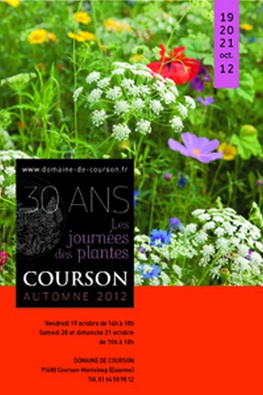 Les journées des plantes de Courson Fêtent leur 30 ans