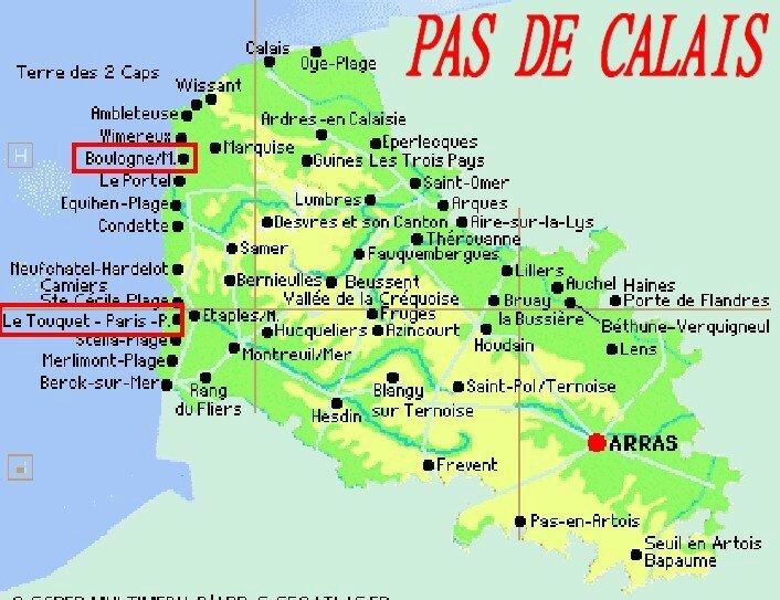 10070 PAS DE CALAIS