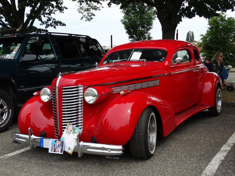 BUICK Series 60 Century Sport Coupé 1938 Illzach (1)