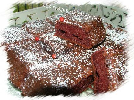 Brownie surprise 14