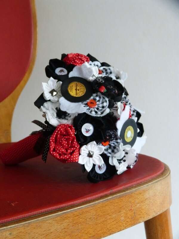 bouquet rockabilly