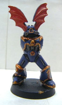 Peindre les Night Lords 6