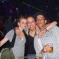 Sarah, Cassandre et dj Freeman