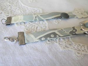 Bracelets Hanako détail