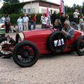 Bugatti T35A GP de 1927 (Festival Centenaire Bugatti)