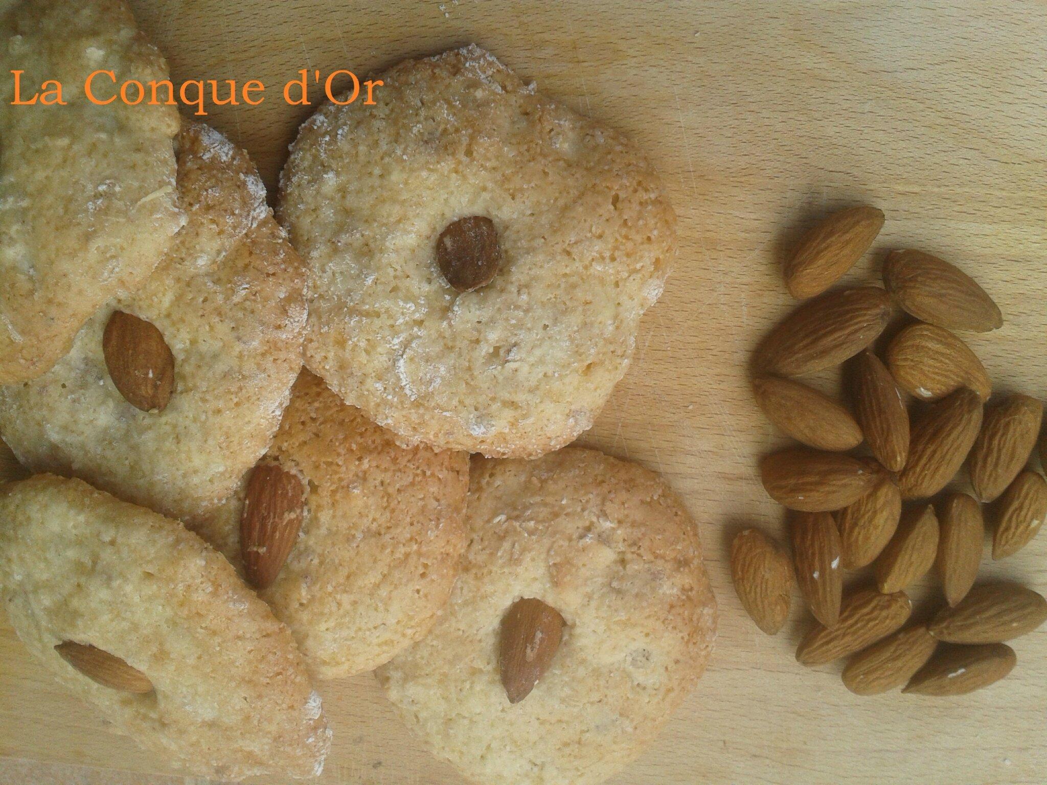 N'zuddi : biscuits aux amandes et au miel-Recettes de fêtes